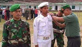 Latihan Bersama FPI, Jabatan Letkol Ubaidillah Dicopot