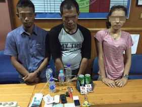 Hanya Karena Grogi, Polisi Tangkap 3 Pemakai Sabu