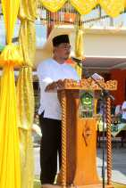 Ratusan Pengurus Hadiri Tabligh Akbar BKMT se Riau di  Inhu