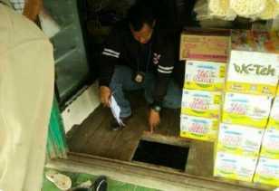 Jelang Adzan Subuh, 4 Perampok Sekap Warga Enok Inhil, Uang dan Emas Senilai Puluhan Juta Berhasil D
