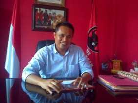 Kordias Pasaribu Dicopot dari Ketua PDIP Riau?