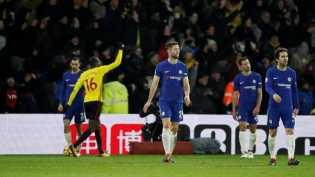 Fakta Menarik Usai Chelsea Kalah 1-4 dari Watford