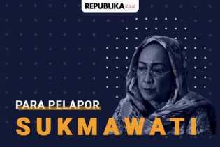 Pelapor Sukmawati akan Datangi Polda Metro Jaya