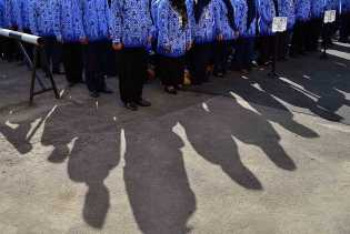 500 ASN di Riau Akan Pensiun Tahun Ini