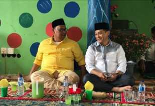 LE-Hardianto Silaturahmi ke Ponpes di Siak, Diskusikan tentang Nasib Santri dan Ustaz