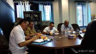 Komisi I : Pemko Segera Berikan Kepastian untuk PT Bangkinang