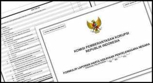 KPK Akan Surati Pejabat di Riau Belum Serahkan LHKPN