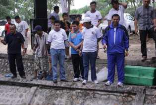 Sungai di Pekanbaru Bersih? Ini Penyebabnya
