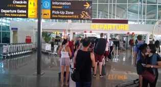 Erupsi Rinjani, Akibatkan Dua Maskapai Australia Batalkan Penerbangan
