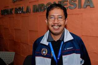 Joko Driyono Jadi Plt Sekjen PSSI
