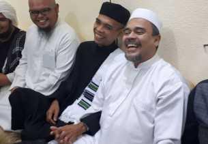 Temui Habib Rizieq Di Mekkah, Ustaz Abdul Somad: Saya Mau Tabayun, Semua Tuduhan Clear