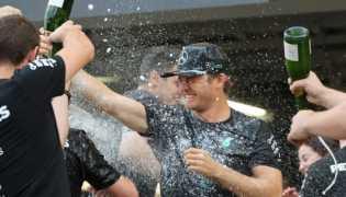 Rosberg Juara Dunia, Ini Hasil Abu Dhabi dan Klasemen Akhir