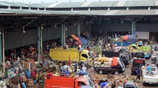 Pasar Induk Pekanbaru Tunggu IMB
