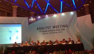 BCA Siapkan Rp 15 Triliun Uang Tunai Untuk Libur Akhir Tahun
