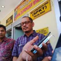 Kader Golkar Laporkan Pengguna Facebook ke Polda Riau