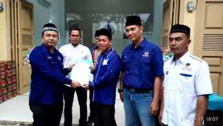 Ini PR Besar Amran Tambi Setelah Menjabat Ketua NasDem Pekanbaru