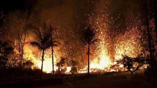 Hawaii Hadapi Lava Baru Kilauea yang Lebih Besar