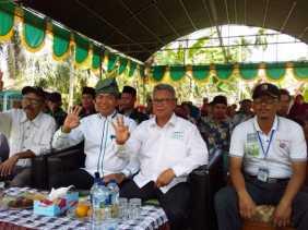 Akhir Maret, Firdaus-Rusli Sisir Daerah Pesisir Riau