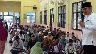 Karena Sukses Majukan Pekanbaru, Warga Rumbai Pesisir Ingin Firdaus Pimpin Riau