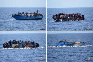 Tragedi Kemanusiaan, 200 Migran Diduga Meninggal di Laut Mediterania