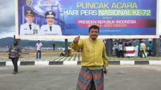PWI Riau Dapat Penghargaan PWI Pusat di HPN 2017