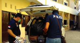 Aparat Kepolisian Bripda M habisi mahasiswi keperawatan di Makassar