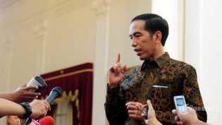 Jokowi Geram Dua Menterinya Dituduh Setnov Terima Aliran Dana e-KTP, Begini Tanggapannya