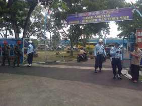DPR RI Kunjungi Lanud Pekanbaru, Ini Harapan Danlanud