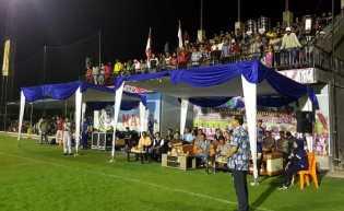 Firdaus Rangkul Pemuda Pekanbaru di Liga Top Skor Tiga Naga