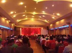Silaturahmi Bersama Tokoh Mandau dan IKA UIR, Firdaus-Rusli Kebanjiran Aspirasi