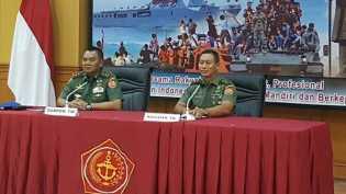 Laksamana Bambang Udoyo Tersangka Suap Bakamla