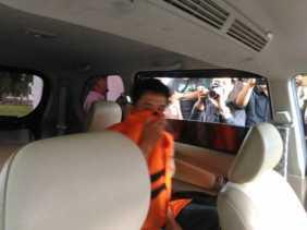 Baru Bebas, Mantan Kepala DPPKAD Pelalawan Kembali Ditahan