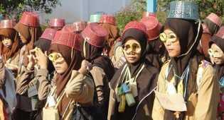 Beda Pendapat Dengan Menteri Pendidikan, Arif : MOS membentuk pribadi siswa berkarakter