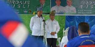 Firdaus Akan Wujudkan Jalan Darat Meranti-Pekanbaru