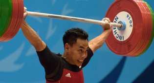 Tim Angkat Besi Indonesia Olimpiade 2016 di Rio de Janeiro, Jalani Tes Doping