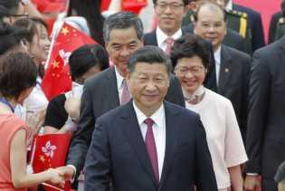 Hong Kong Resmi Dipimpin Perempuan