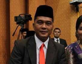 Cagub Riau nomor 1, Drs H Syamsuar MSi dan Cawagub Riau Edy Nasution