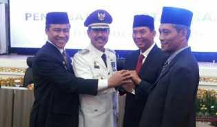 Ucapkan Selamat Pada Pj Walikota, H Firdaus Juga Minta Maaf pada Masyarakat Pekanbaru