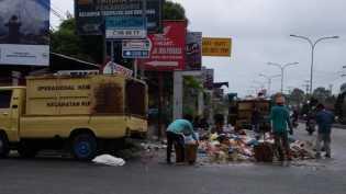 Pengangkutan Sampah di Pekanbaru Lambat, Ini Tanggapan Plt Wako