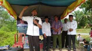 Cagubri Firdaus Bakal Jadikan XIII Koto Kampar sebagai Kawasan Pariwisata Unggulan