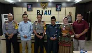 Sejukkan Pesta Demokrasi di Riau, Bawaslu, KPU dan Polda Pastikan Undang UAS Tabligh Akbar di Pekanb