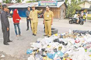 Pemko Harapkan Kerja Sama Masyarakat Dalam Penanganan Sampah