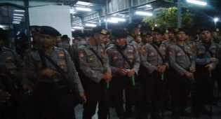 Polisi Terjunkan 1.000 Personel Pengamanan Demo Bonek di KLB PSSI Ancol