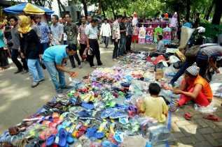 Pemko Bersiap Tertibkan Pasar Kaget di Pekanbaru