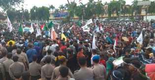 Pemprov Riau Sudah Kirim Surat Penolakan Bupati Rohul Terkait Pembangunan Waduk Lompatan Harimau ke
