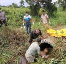 Polisi Dalami Dugaan Mutilasi Pasca Temuan Mayat Wanita Tak Utuh dan Terikat di Gorong Air Jalan Tua