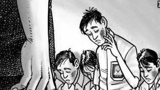 Puluhan Murid Memar, Kepsek SMP Yayasan Kartini Dipolisikan