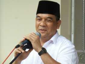 Pedagang Pasar Bagan Batu Dukung Syamsuar - Edy Nasution Jadi Gubernur dan Wakil Gubernur Riau, Ini