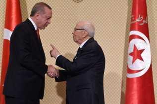 Presiden Turki dan Suriah Saling Tuduh sebagai Teroris