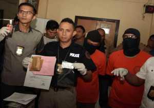 Narkoba, Polisi Tangkap Dua PNS Kemenkumham